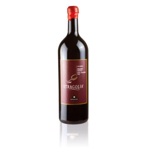 Vino Stragolia Rosso IGP - bottiglia Magnum 5 litri