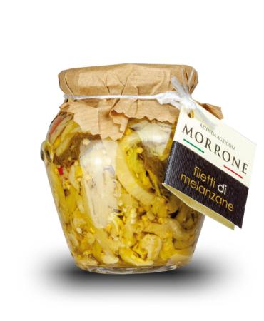 Azienda Agricola Morrone - Filetti di melanzane