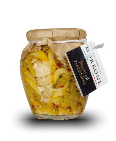 Azienda Agricola Morrone - Filetti di zucchine